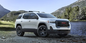 Research the 2020 GMC Acadia