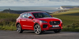 Research the 2019 Jaguar E-Pace