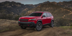 Research the 2019 Jeep Cherokee