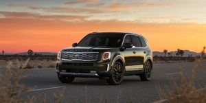 Research the 2020 Kia Telluride