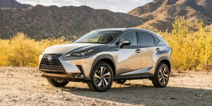 Research the 2019 Lexus NX